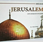 JERUSALEM city of heaven on earth